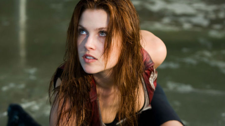 Ali Larter is back as Claire Redfield in Resident Evil: The Final Chapter