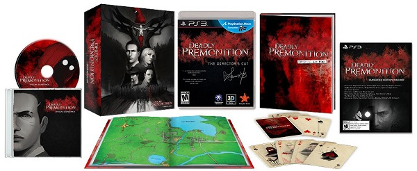 NIS America and Rising Star Games announce Deadly Premonition Limited Edition