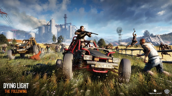 Dying Light: The Following reveal trailer released; will cost $14.99