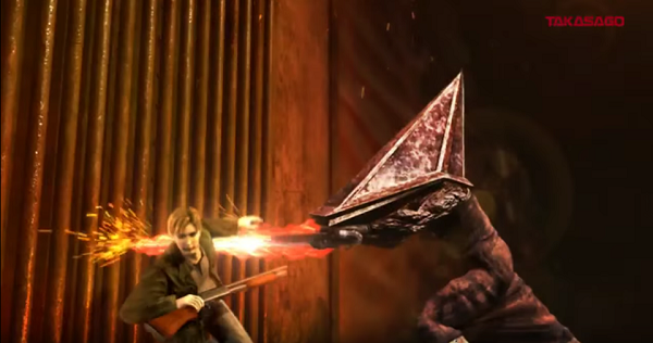 Breaking: 7 Minute Silent Hill Pachislot trailer released