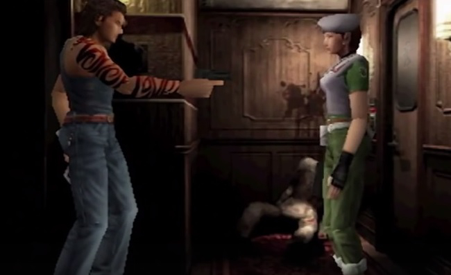 Get an extensive look at Resident Evil 0's prototype version