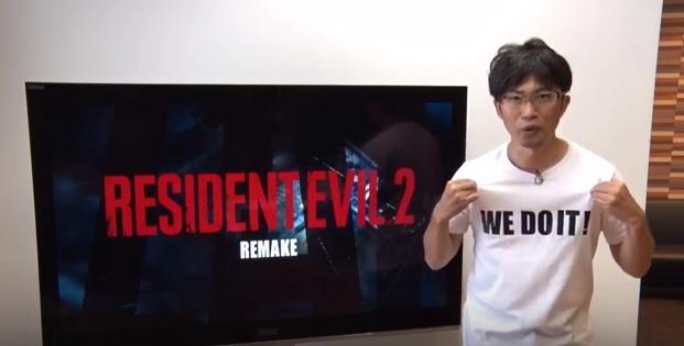 Capcom confirms Resident Evil 2 Remake
