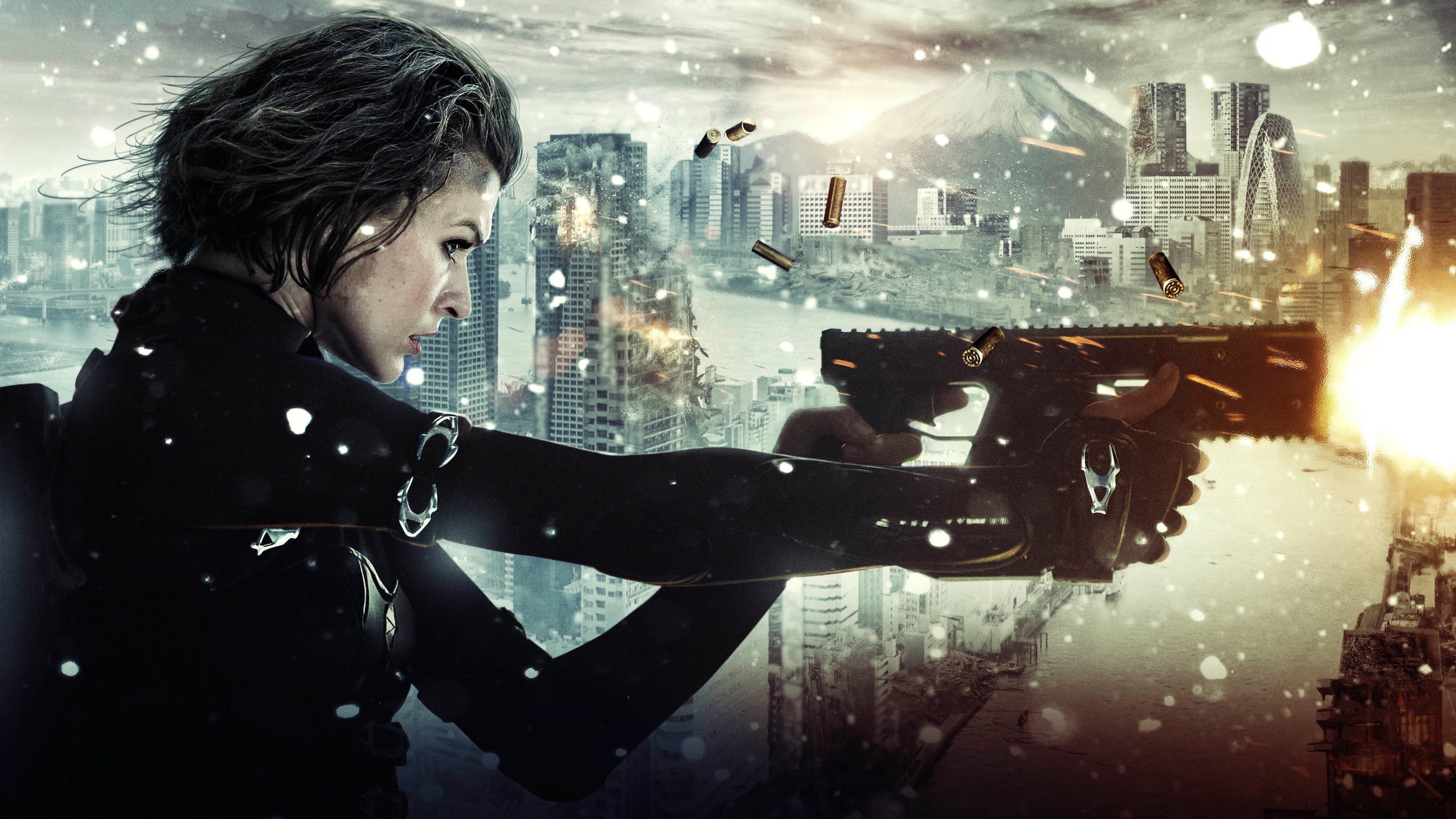 Resident Evil: The Final Chapter gets a release date