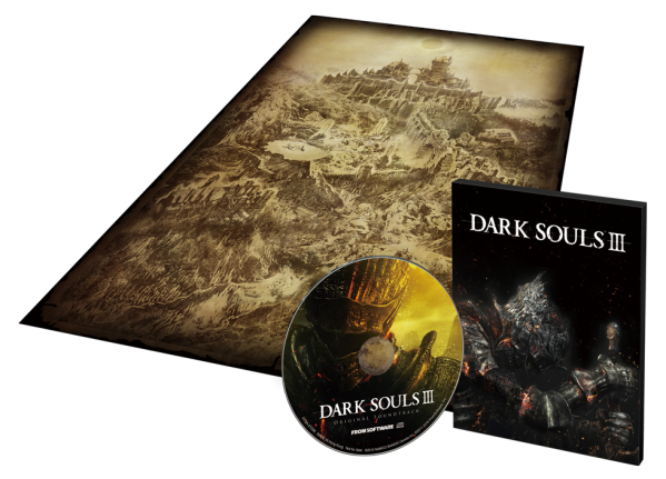 Dark Souls 3 gets a release date and beta