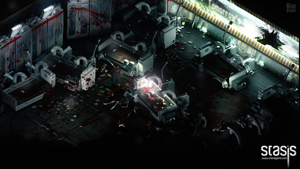 Isometric Sci-Fi Horror Stasis Available Now On Steam