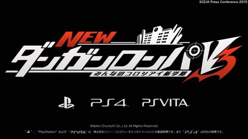 TGS 2015: Danganronpa 3 revealed for PS4, Vita