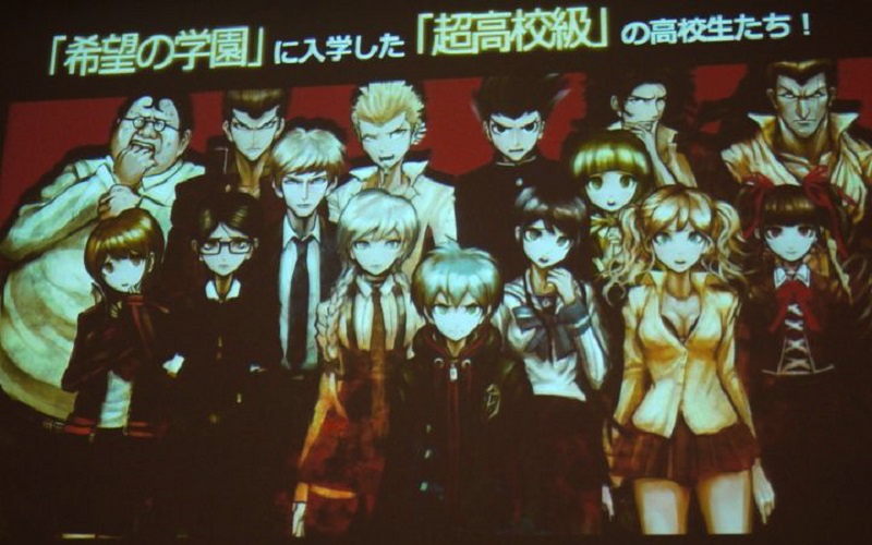 TGS 2015: The First Danganronpa Was Almost Too Repugnant