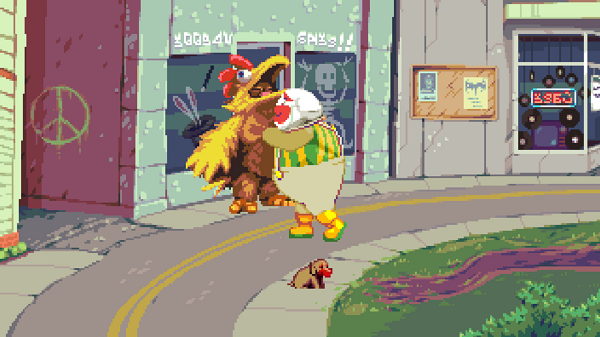 Dropsy launch trailer includes a sing-along song