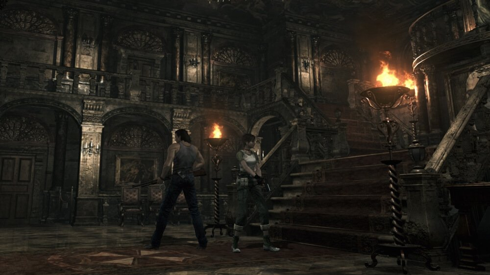 TGS 2015: Check out 13 minutes of Resident Evil 0 HD Remaster gameplay footage