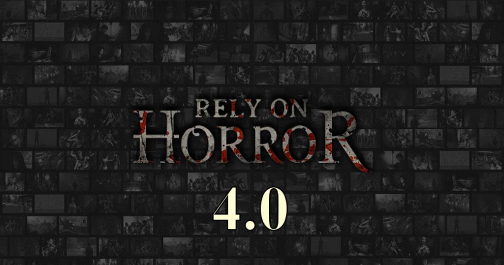 Welcome to the New Rely on Horror