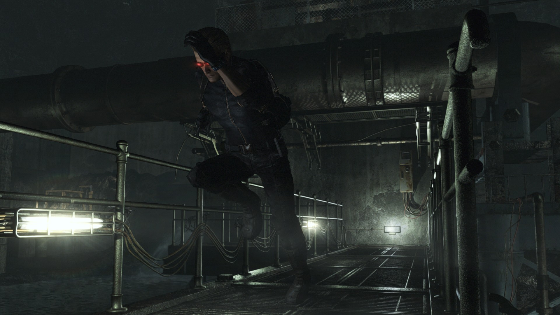 Resident Evil 0 HD Remaster will get Wesker Mode