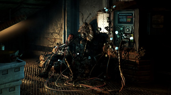 Watch a montage of SOMA's creepy crawlies right now
