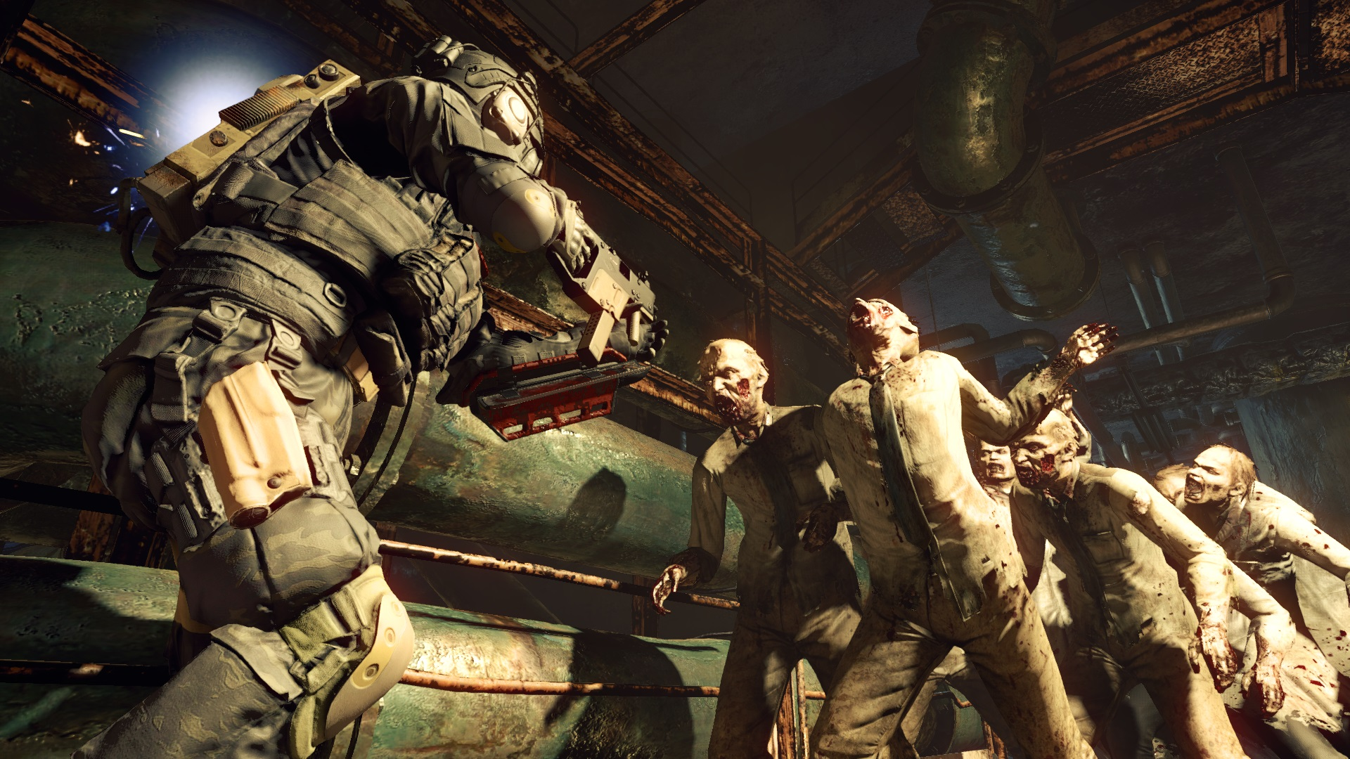 TGS 2015: New details for Umbrella Corps revealed, plus a live action trailer