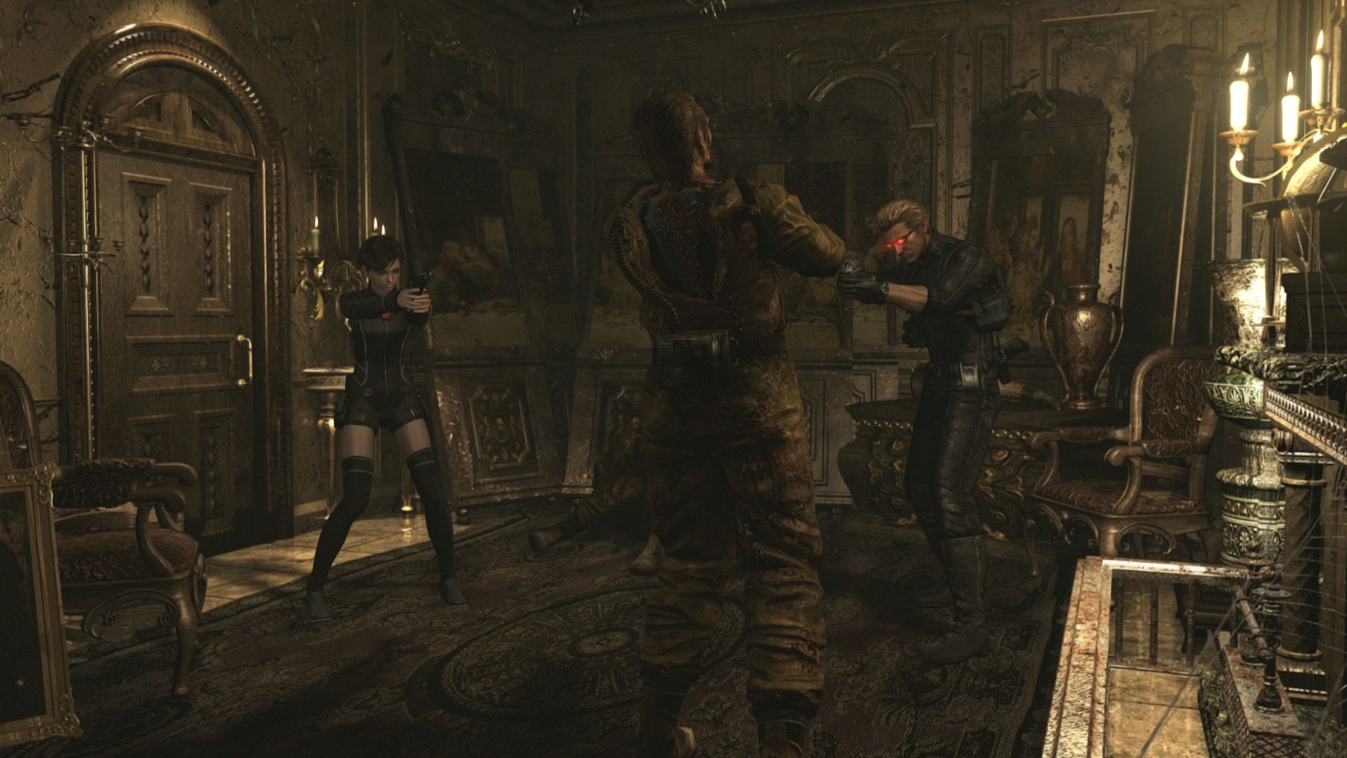 Check out Capcom's gameplay demonstration of Resident Evil 0 HD's Wesker Mode