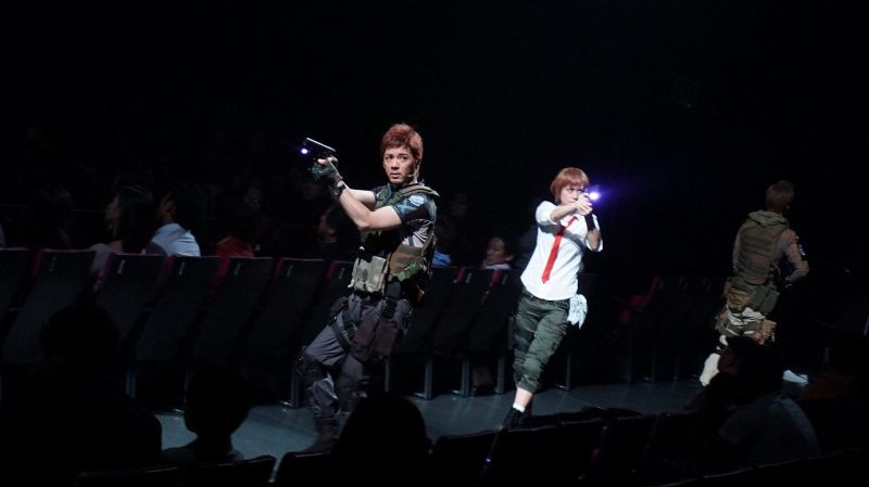 The Resident Evil Stage Play Looks Awesome!