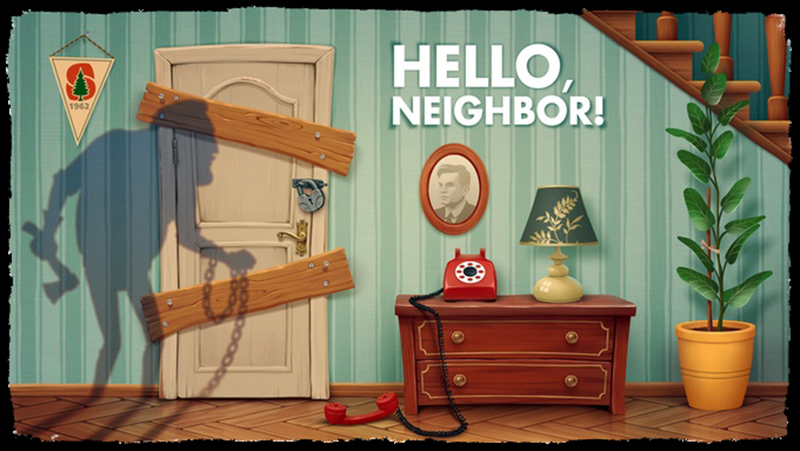 Hello, Neighbour!, a creepy and cunning game launches Kickstarter campaign