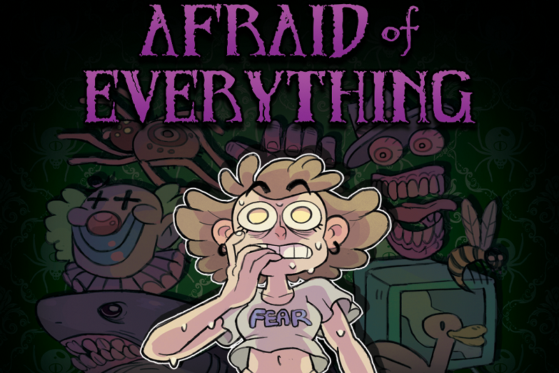 Wayforward director wants to make an illustrated storybook that introduces kids to horror