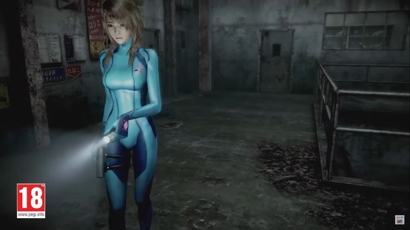 Zelda & Metroid Costumes Coming To Fatal Frame: Maiden Of Black Water