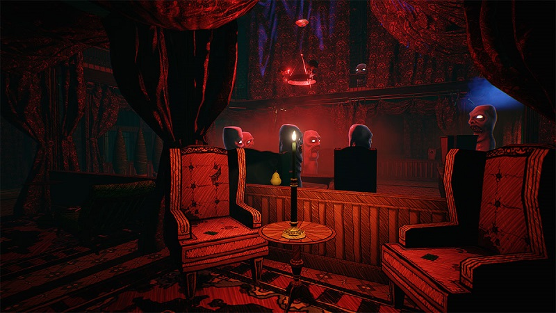 Albino Lullaby gets achievements, Steam Cards and game tweaks
