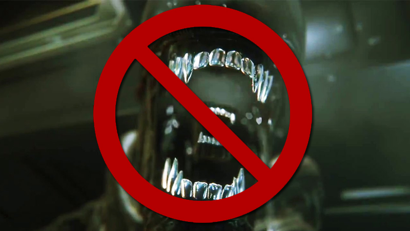 Xenomorph removed from Alien: Isolation in sixty seconds with one simple trick