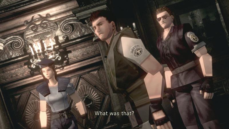 Modder adding Resident Evil 1 Models to REmake