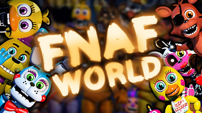 Five Nights At Freddy's World Teaser Trailer Released