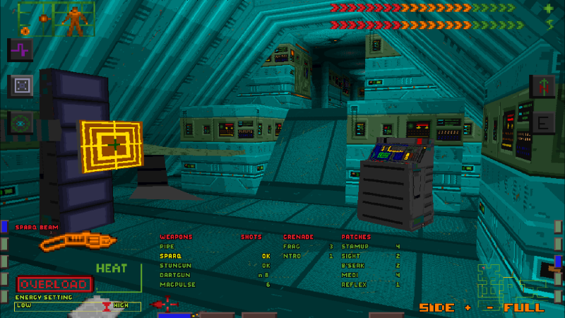 Here's Your First Look at System Shock Reimagined