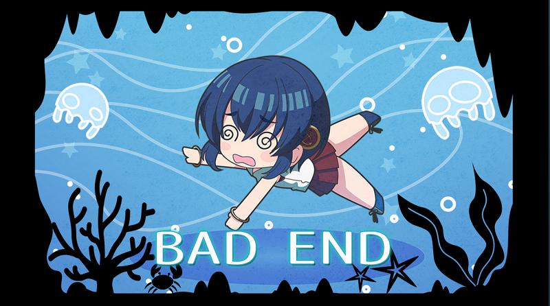 Sound of Drop bad end