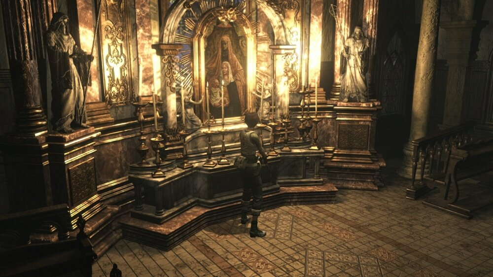 New Resident Evil 0 HD Remaster footage released