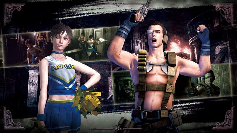 Resident Evil 0 HD Remaster's release date revealed