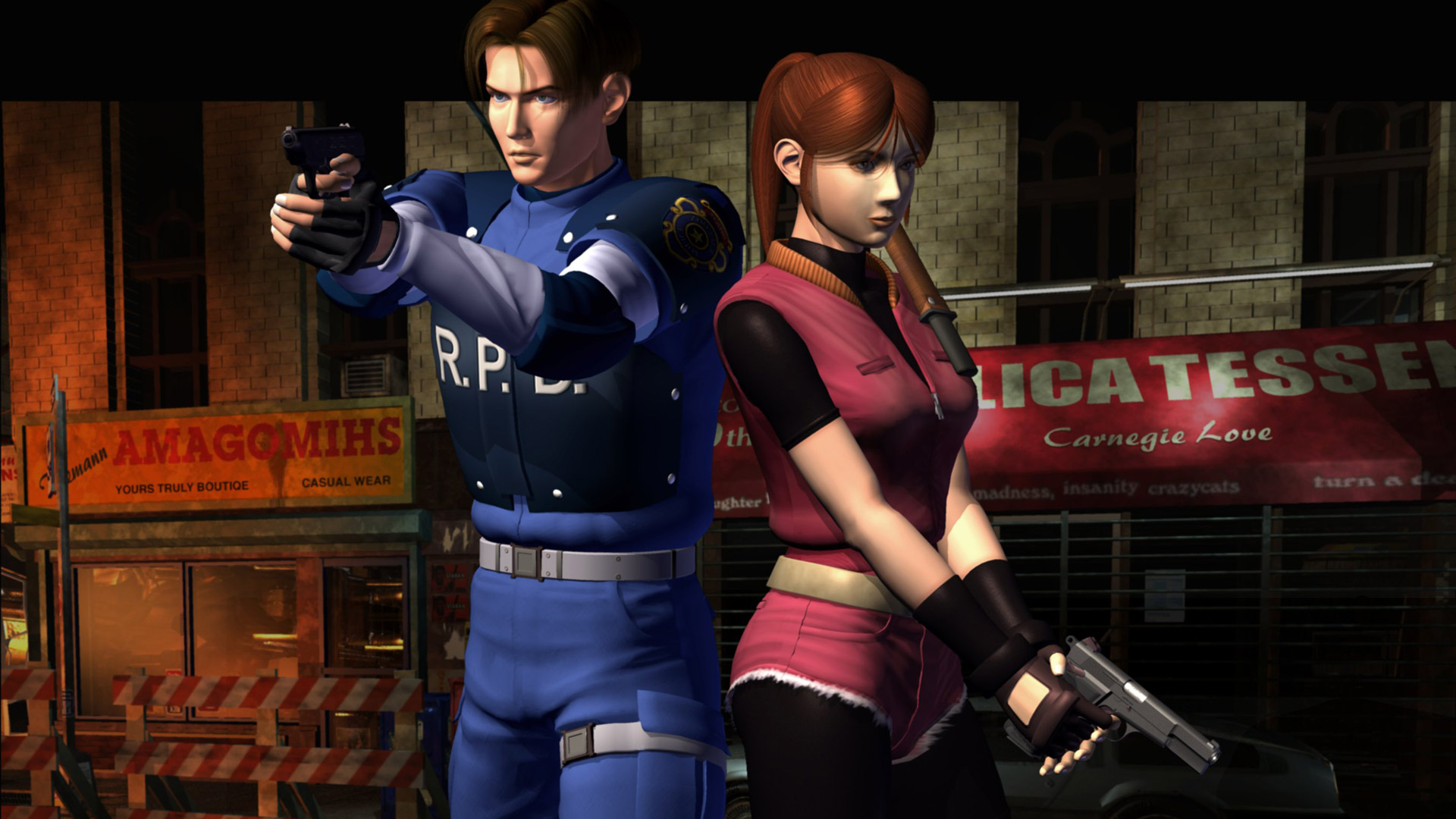 Resident Evil 2 Remake won't be a simple remaster