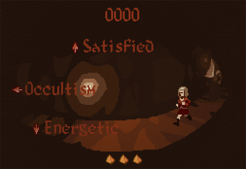 Pyramid Chase – A simple Silent Hill fan game for your browser