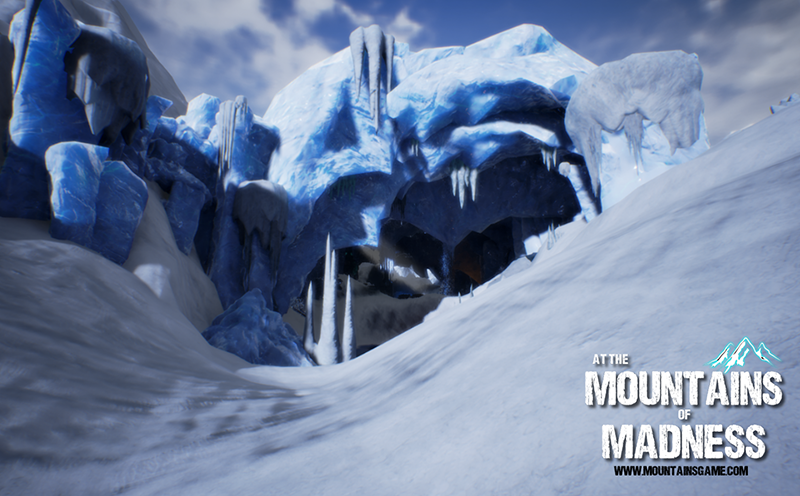 Game based on At the Mountains of Madness in development