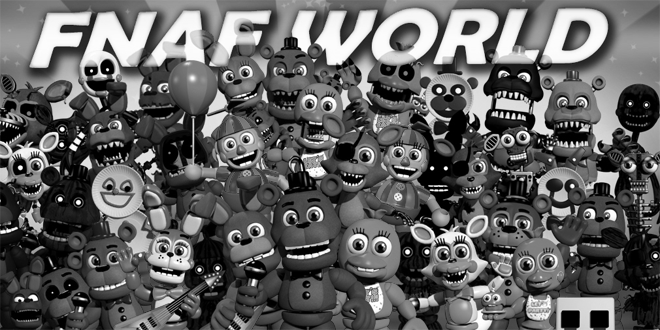 FNAF World removed from Steam, refunds offered