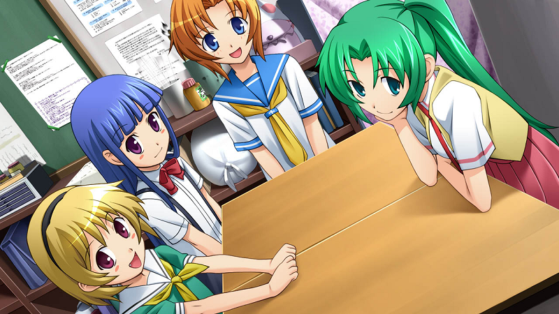 Japanese Higurashi developer closes its doors after nearly 30 years of service
