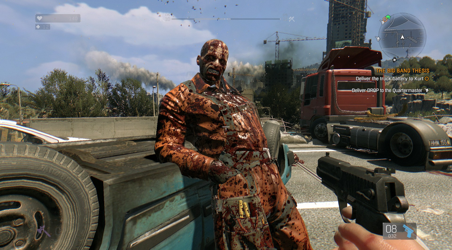 Deathmatch Mode Comes to Dying Light