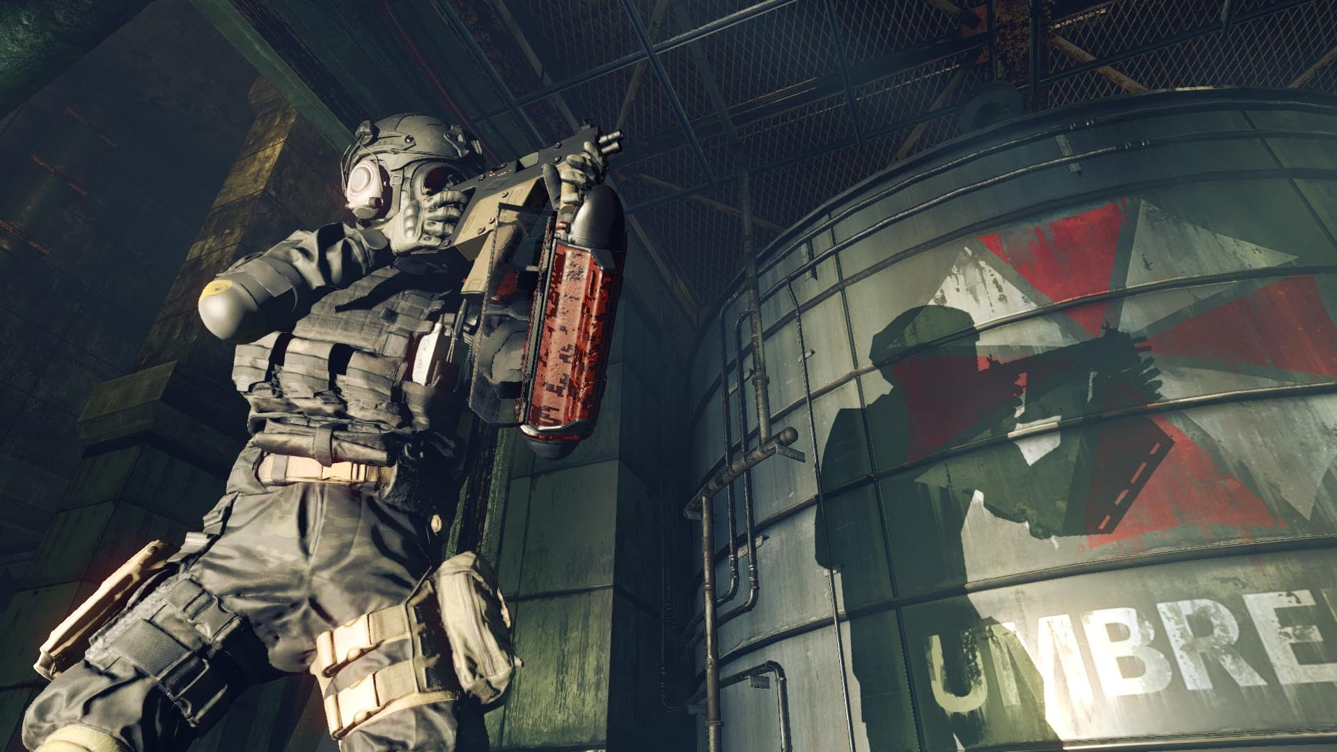 New Umbrella Corps Trailer Reveals Release Date, Maps