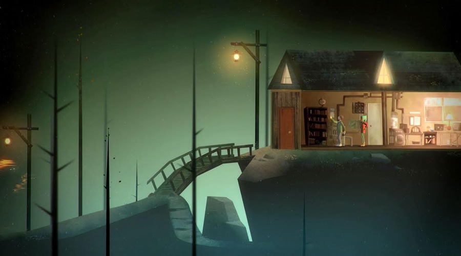 Oxenfree Out Now, Launch Trailer Released