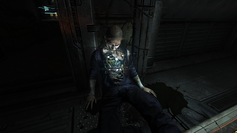 Confront your fears in SOMA's 'Wuss Mode' Mod