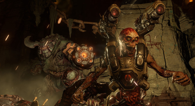 The New DOOM Will Run At 1080p/60FPS Across All Platforms