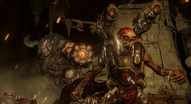 Bethesda: DOOM Campaign Takes Around 13 Hours to Complete