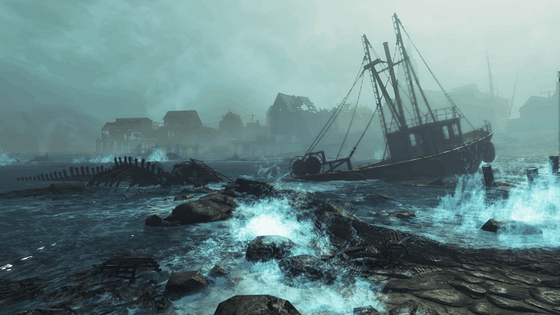 Fallout 4 Far Harbor DLC Might Bring the scaries to the Wasteland