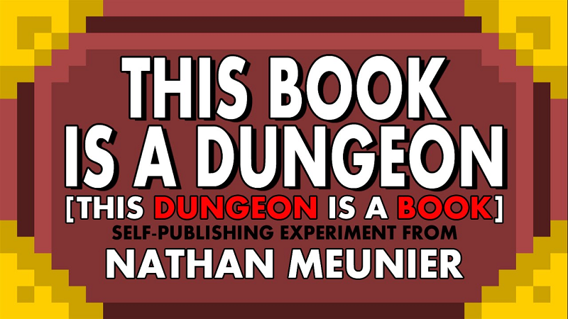 Review: This Book is a Dungeon
