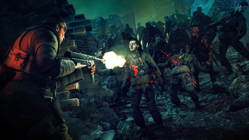 Inside the Brains of Rebellion's Zombie Army Trilogy