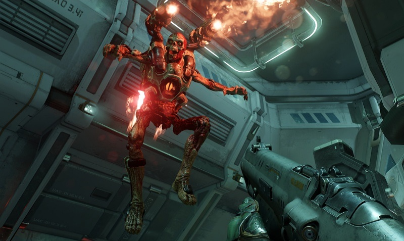 DOOM set for May 13 release, has $120 Collector's Edition