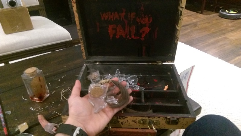 Unboxing the weird (and dangerous) Layers of Fear press kit