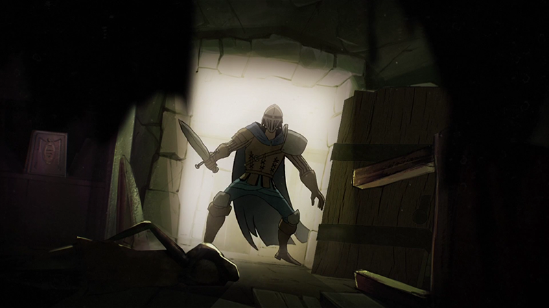 Eli Roth Directs Dark Souls Animated Short