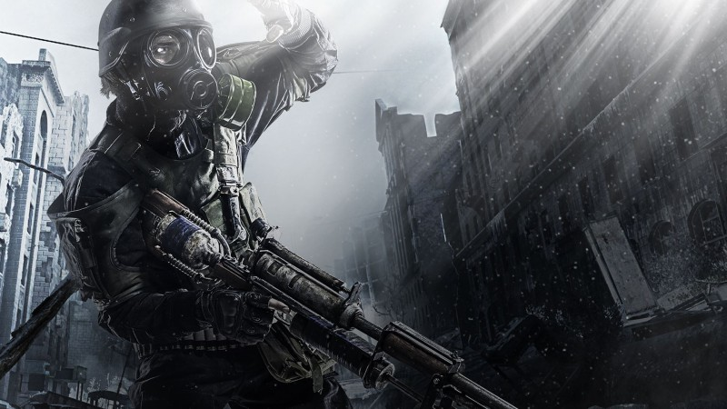 Metro 2033 Film In Production