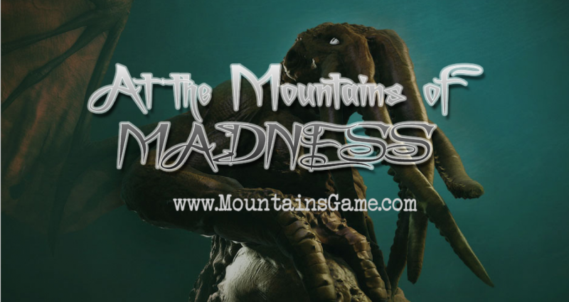 At The Mountains of Madness Comes to Steam Early Access