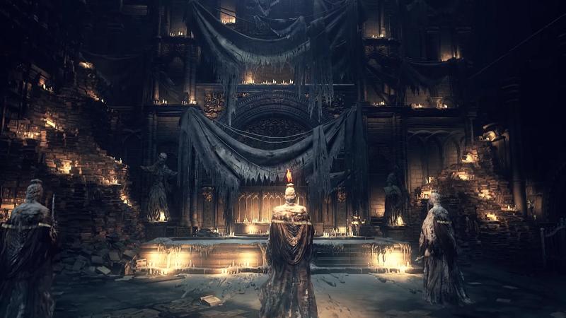 Dark Souls 3 Launch Trailer Paints a Gorgeous Gothic Picture